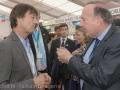 M. Nicolas Hulot - Ecologiste et M. Pierre Gattaz - Président du MEDEF